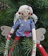 Detské doplnky - Anjelka Emily (3) - 5667398_