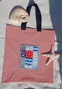 Nákupné tašky - na more nákupov :-) - 5667905_