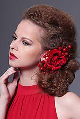 Ozdoby do vlasov - spona Carmen, typ 105 - 5668918_