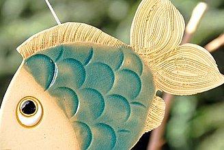 Dekorácie - Ryba iba :) - 5668971_
