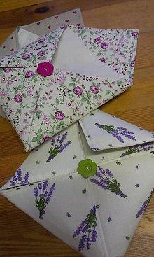Úžitkový textil - servítkovník - 5670236_