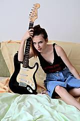 Sukne - Denim grunge z deväťdesiatych - zľava  - 5670166_