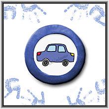 Magnetky - Magnetka Detské mini (autíčko) - 5668688_