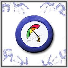 Magnetky - Magnetka Detské mini - dáždnik - 5669523_