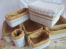 Košíky - Čipkované karamelky - 5672072_
