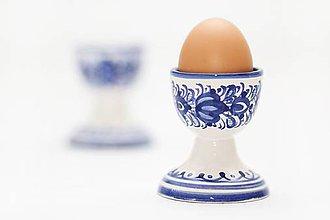 Pomôcky - Modrý stojan na vajíčko - 5671403_