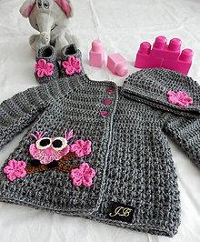 Detské oblečenie - Sveter - 5673165_