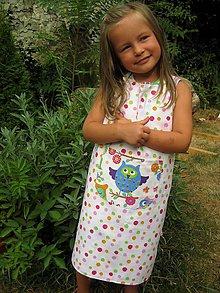 Detské oblečenie - zásterka obojstranná - 5672220_