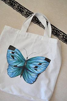 Nákupné tašky - Na ich krídlach leží úžas - 5671425_