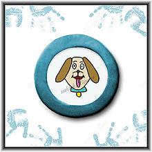 Magnetky - Magnetka Detské mini (psík) - 5671913_