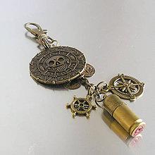 Iné - Pirátsky amulet - 5675330_