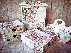 Krabičky - Les Fleurs - 5676489_