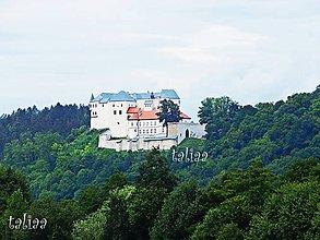 Fotografie - Fotografia - Slovenská Ľupča HRAD - 5674045_