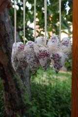 Dekorácie - srdiečka  romantické  - 5675980_