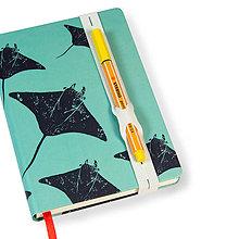 Papiernictvo - Zápisník A6 Raja - 5676528_