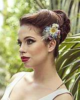 Ozdoby do vlasov - Little Daisy by Hogo Fogo - 5676050_