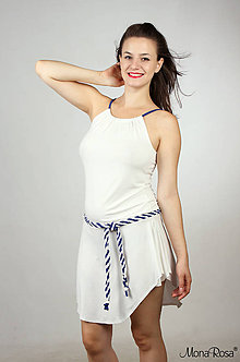 Šaty - ELEN - šaty zľava 50% - 5678359_