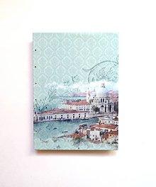 Papiernictvo - Vtedy v Benátkach - 5677312_