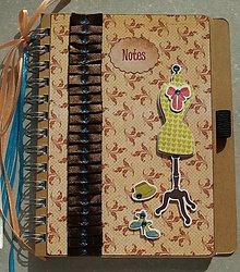 Papiernictvo - Zápisník - moje tajnosti 2 - 5678695_