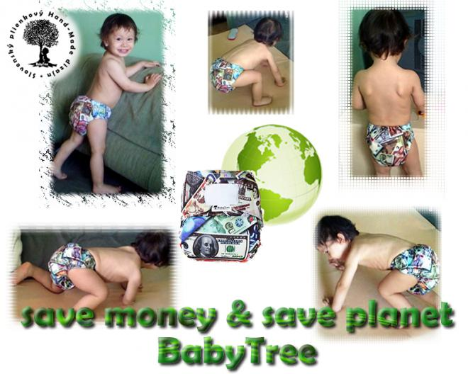 Save money & Save planet