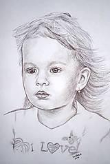 Heidi - A3 kresba na akvarelový papier