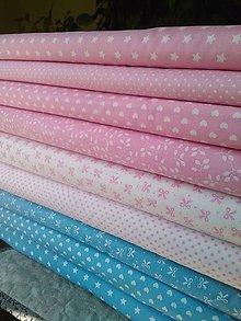 Textil - bavlnené látky - 5682719_