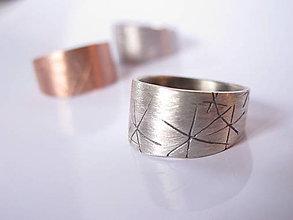 Prstene - Prsteň s hviezdami Universe - 5682375_
