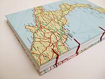 - Cestovateľský zápisníček - Taliansko/Švajčiarsko a iné - 5685849_