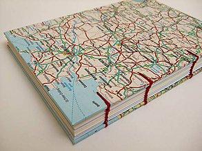 Papiernictvo - Cestovateľský zápisníček - Nemecko/Belgicko a iné - 5685833_