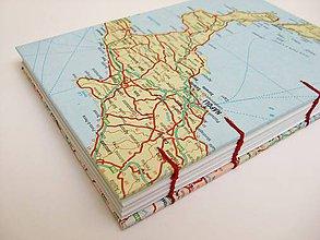Papiernictvo - Cestovateľský zápisníček - Taliansko/Švajčiarsko a iné - 5685849_