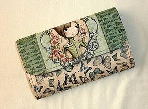 Peňaženky - Peňaženka - Mirabelle maxi. - 5684461_