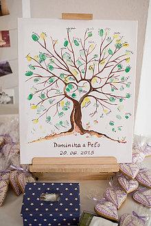 Kresby - Svadobný strom - 5687016_