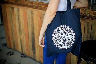 Nákupné tašky - SAShE taška FOLK - 5687206_