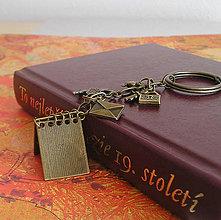 Kľúčenky - Môj milý denníček... - 5688989_