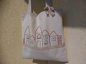 Nákupné tašky - Ekotaška ...Folk-Street - 5688881_