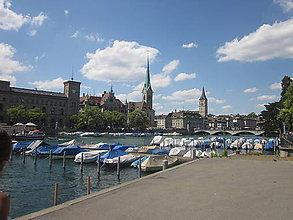 Fotografie - mesto Zurich-prístav - 5689695_