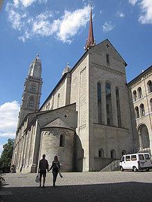 Fotografie - kostol-Zurich - 5689712_