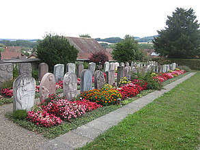 Fotografie - hroby na cintoríne - 5689980_