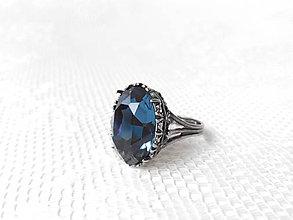Prstene - La Nuit Parisienne (Swarovski crystal) - 5692586_