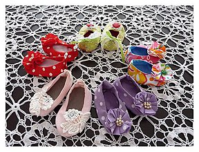 Topánočky - Capačky (balerínky) - 5691288_