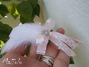 Pierka - puntíkaté svad. pierka pre rodičov II. - 5694260_