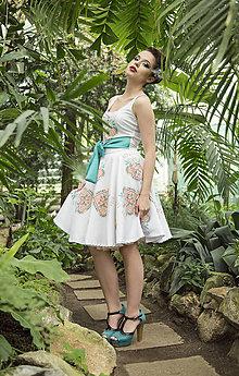 Šaty - Vidiečanka - šaty - 5693836_