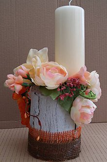 Svietidlá a sviečky - Svietnik 2 - 5695137_