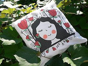 Úžitkový textil - Divé maky - 5696799_