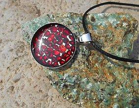 Náhrdelníky - granada and sun - 5698902_