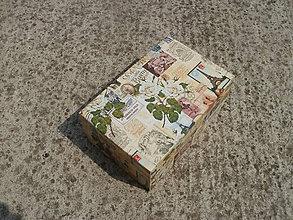 Krabičky - Krabička - 5699351_