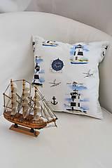 Úžitkový textil - _Kúsok mora... modrá - 5701521_