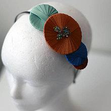 Ozdoby do vlasov - Čelenka Nigela - AKCIA! - 5701701_