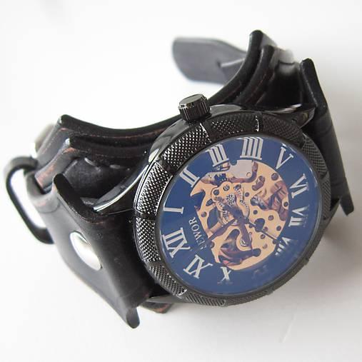 Dámske hodinky gothic vintage čierna   leon - SAShE.sk - Handmade ... 1b7a40513a
