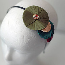 Ozdoby do vlasov - Čeleka Chryzantéma - AKCIA! - 5702038_